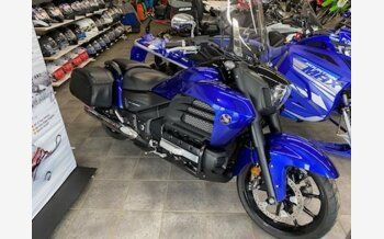 2014 Honda Gold Wing for sale 201045269