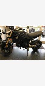 2014 Honda Grom for sale 200639232