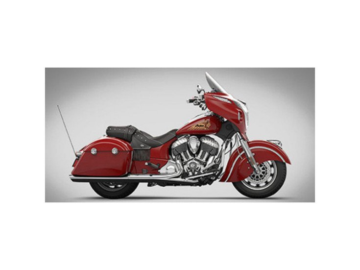 2014 Indian Chieftain Base specifications