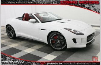 2014 Jaguar F-TYPE V8 S Convertible for sale 101265809