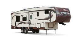 2014 Jayco Eagle 30.5 BHLT specifications