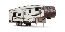 2014 Jayco Eagle 30.5 RLS specifications
