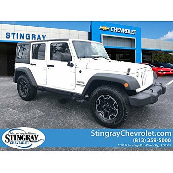 2014 Jeep Wrangler 4WD Unlimited Sport for sale 101020881