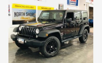 2014 Jeep Wrangler 4WD Unlimited Sport for sale 101068640