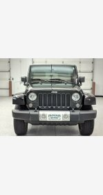2014 Jeep Wrangler 4WD Unlimited Sahara for sale 101016906
