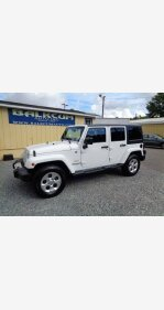 2014 Jeep Wrangler 4WD Unlimited Sahara for sale 101024975