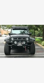 2014 Jeep Wrangler 4WD Unlimited Sport for sale 101040737