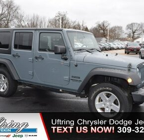 2014 Jeep Wrangler 4WD Unlimited Sport for sale 101067251
