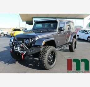 2014 Jeep Wrangler 4WD Unlimited Sahara for sale 101067732
