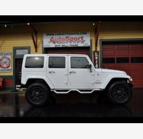 2014 Jeep Wrangler 4WD Unlimited Sahara for sale 101067779