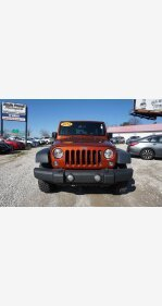 2014 Jeep Wrangler 4WD Unlimited Sport for sale 101088832