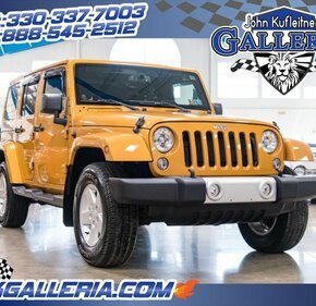 2014 Jeep Wrangler 4WD Unlimited Sahara for sale 101096180