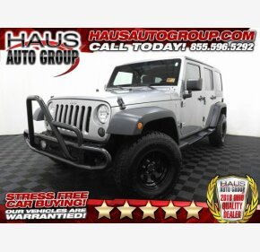 2014 Jeep Wrangler 4WD Unlimited Sport for sale 101098242