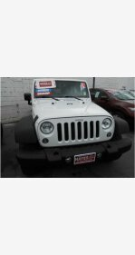 2014 Jeep Wrangler 4WD Unlimited Rubicon for sale 101100198