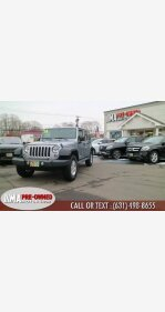 2014 Jeep Wrangler 4WD Unlimited Sport for sale 101100596