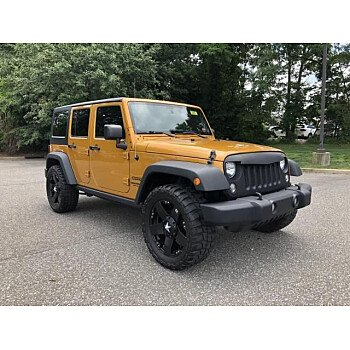 2014 Jeep Wrangler for sale 101164624