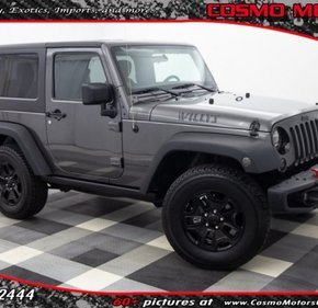 2014 Jeep Wrangler 4WD Sport for sale 101185426