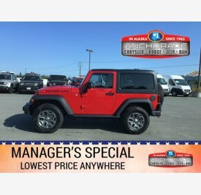 2014 Jeep Wrangler 4WD Rubicon for sale 101189639