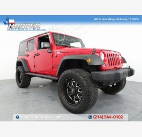 2014 Jeep Wrangler 4WD Unlimited Sport for sale 101190115