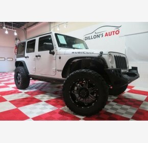 2014 Jeep Wrangler 4WD Unlimited Rubicon for sale 101191056