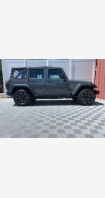 2014 Jeep Wrangler 4WD Unlimited Sport for sale 101192269
