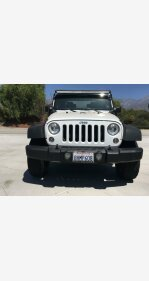 2014 Jeep Wrangler 4WD Sport for sale 101198415