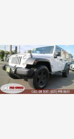 2014 Jeep Wrangler 4WD Unlimited Sport for sale 101218424