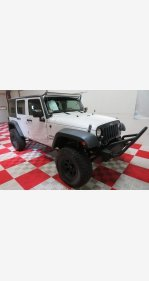 2014 Jeep Wrangler 4WD Unlimited Sport for sale 101221127