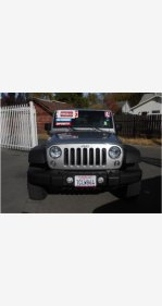 2014 Jeep Wrangler 4WD Sport for sale 101226348