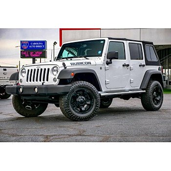 2014 Jeep Wrangler 4WD Unlimited Rubicon for sale 101226522