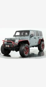 2014 Jeep Wrangler 4WD Unlimited Rubicon for sale 101227100