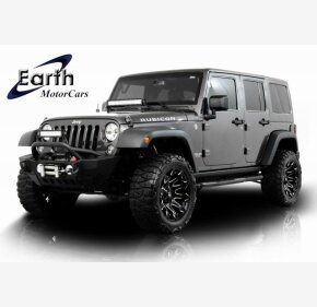2014 Jeep Wrangler 4WD Unlimited Rubicon for sale 101230053