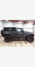 2014 Jeep Wrangler 4WD Unlimited Sahara for sale 101233446