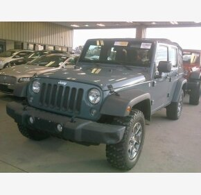 2014 Jeep Wrangler 4WD Unlimited Sport for sale 101241602