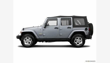 2014 Jeep Wrangler 4WD Unlimited Sahara for sale 101242581