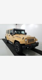 2014 Jeep Wrangler 4WD Unlimited Rubicon for sale 101243365