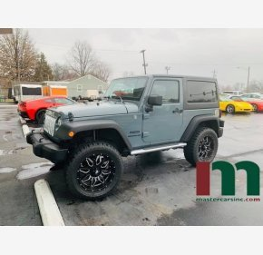 2014 Jeep Wrangler 4WD Sport for sale 101253640