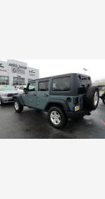 2014 Jeep Wrangler 4WD Unlimited Sport for sale 101259540