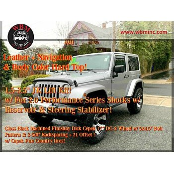 2014 Jeep Wrangler 4WD Sahara for sale 101262688