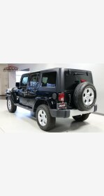 2014 Jeep Wrangler 4WD Unlimited Sahara for sale 101269964