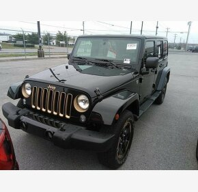 2014 Jeep Wrangler 4WD Unlimited Sahara for sale 101274571