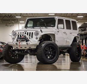 2014 Jeep Wrangler 4WD Unlimited Sahara for sale 101274670