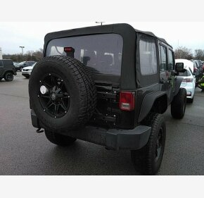2014 Jeep Wrangler 4WD Unlimited Sport for sale 101275522