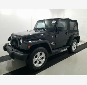 2014 Jeep Wrangler 4WD Sahara for sale 101276250