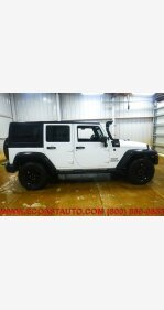 2014 Jeep Wrangler 4WD Unlimited Sport for sale 101277549