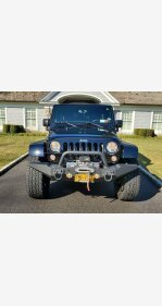 2014 Jeep Wrangler 4WD Unlimited Sahara for sale 101281140