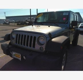 2014 Jeep Wrangler 4WD Unlimited Sport for sale 101281209