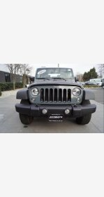 2014 Jeep Wrangler 4WD Sport for sale 101288227