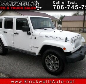 2014 Jeep Wrangler 4WD Unlimited Rubicon for sale 101297029