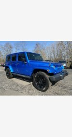 2014 Jeep Wrangler 4WD Unlimited Sahara for sale 101309378